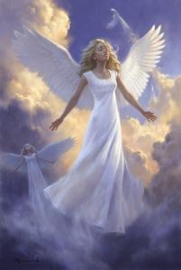 heavenly angel6
